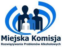 Logo Miejska Komisja Rozwiązywania Problemów Alkoholowych